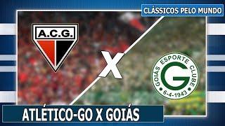 CLÁSSICOS PELO MUNDO #71: ATLÉTICO-GO X GOIÁS!