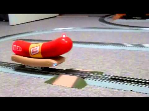 TMCC Controlled Oscar Mayer Wienermobile With Sound