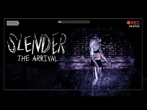ЗОМБАК В ЗАБРОШКЕ. Slender:The Arrival #1 [ХОРРОР ПЕРЕД СНОМ]