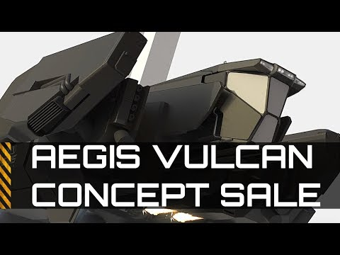 Vulcan concept sale - Swiss army knife of ships