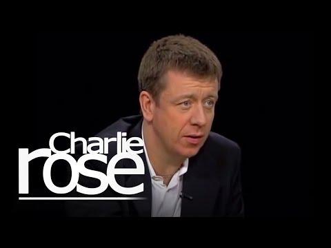 Peter Morgan Talks With Charlie Rose | Charlie Rose