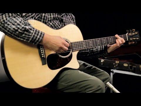 Martin Performing Artist Series GPCPA1 Plus Grand Performer Acoustic-Electric Guitar