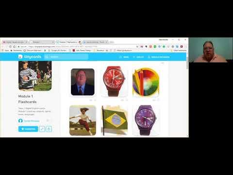Indiegogo Campaign: Digital Interactive English Lessons