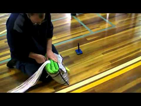 Parachute Repack - Melbourne Hang Gliding Club