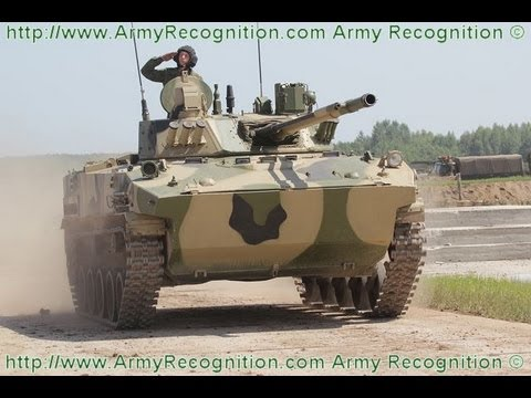BMD-4M airborne armoured infantry fighting vehicle Russia Russian army defence industry