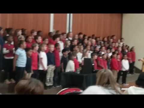 Charter Oak Primary School Peoria Illinois 2nd graders