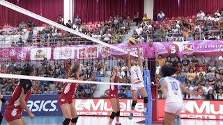 Cignal HD vs. RC Cola Set 1 | 2015 PSL Grand Prix