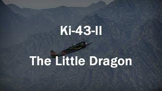 War Thunder: Ki-43-II - The Little Dragon