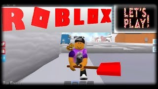 ROBLOX -- SNOW SHOVELING SIMULATOR | PC
