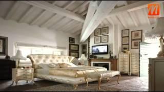 Мебель для спальни из натурального дерева, классика, гламур, итальянская VOLPI(, 2013-10-19T09:04:00.000Z)