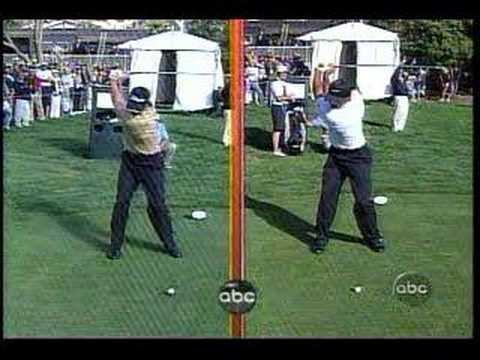 Tiger Woods Vs. Adam Scott II