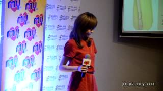 [HD] A Love Theme -  Olivia Ong Music Showcase in Malaysia 大马音乐签唱会