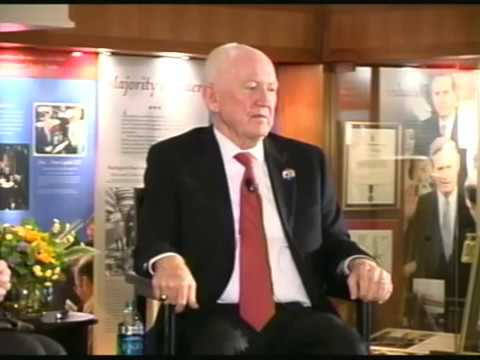 2013 Dole Lecture: Ike's Legacy - Brigadier General Carl Reddel