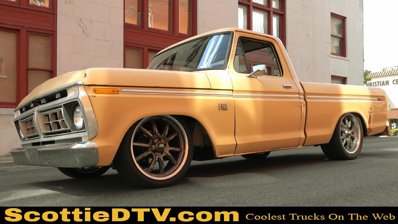 1976 Ford F100 Quot Brown Burro Quot Coyote Swap Daily Driver Big