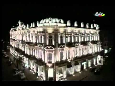 THE CAPITAL OF AZERBAIJAN BAKU HD