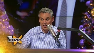 Best of The Herd with Colin Cowherd on FS1 | DECEMBER 21 2016 | THE HERD