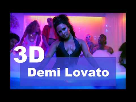 Demi Lovato 3D AUDIO  Sorry Not Sorry