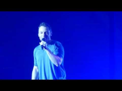 Tiziano Ferro Il conforto live San Siro Milano 19.6.2017