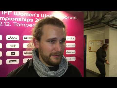 WFC 2015 GER - LAT | Interview: Simon Brechbühler