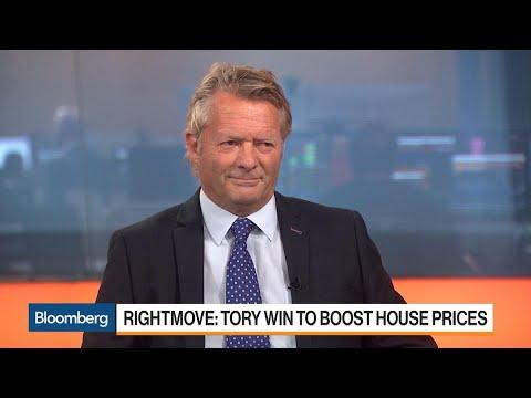Rightmove's Shipside Sees Upside For U.K.'s Property Market