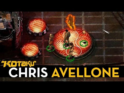 We Chat With Alpha Protocol And Planescape: Torment Writer Chris Avellone