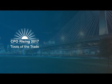 Ardent Webinar: CPO Rising 2017 - Tools of the Trade | Determine