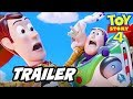 Toy Story 4 Official Trailer Easter Eggs and References