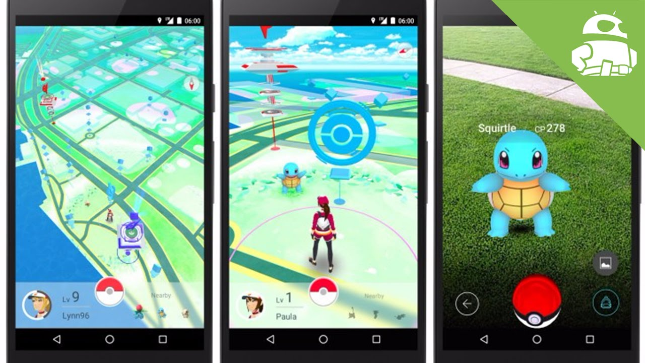 How To Install Pokemon Go Android Canada