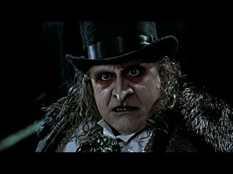 Batman Movie Villains: The Penguin (Danny DeVito) Reupload