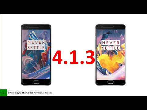 OxygenOS 4.1.3 (7.1.1) Update for OnePlus 3T & OnePlus 3 (New Features, Changes, How to Install)