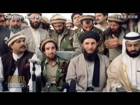 CIA AND ISI NURTURED MUJAHIDEEN AND TALIBAN