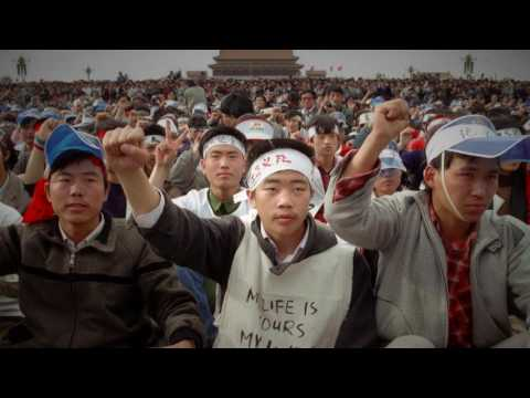 The Tiananmen Square crackdown, 28 years later
