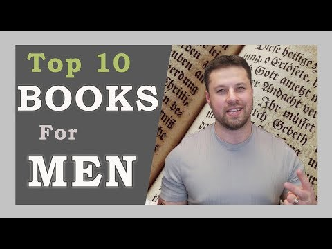 Top Books For Men To Read [Top 10 Best Books For Men]