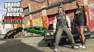 الجزء الثالث من التحديث الجديد 1.31 استعراض السيارات في Grand Theft Auto V