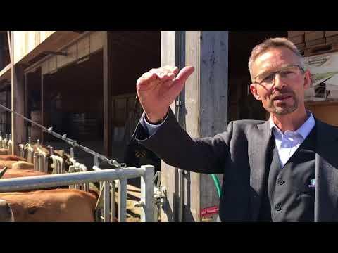 Bio Suisse: Urs Brändli zur Kraftfutterreduktion