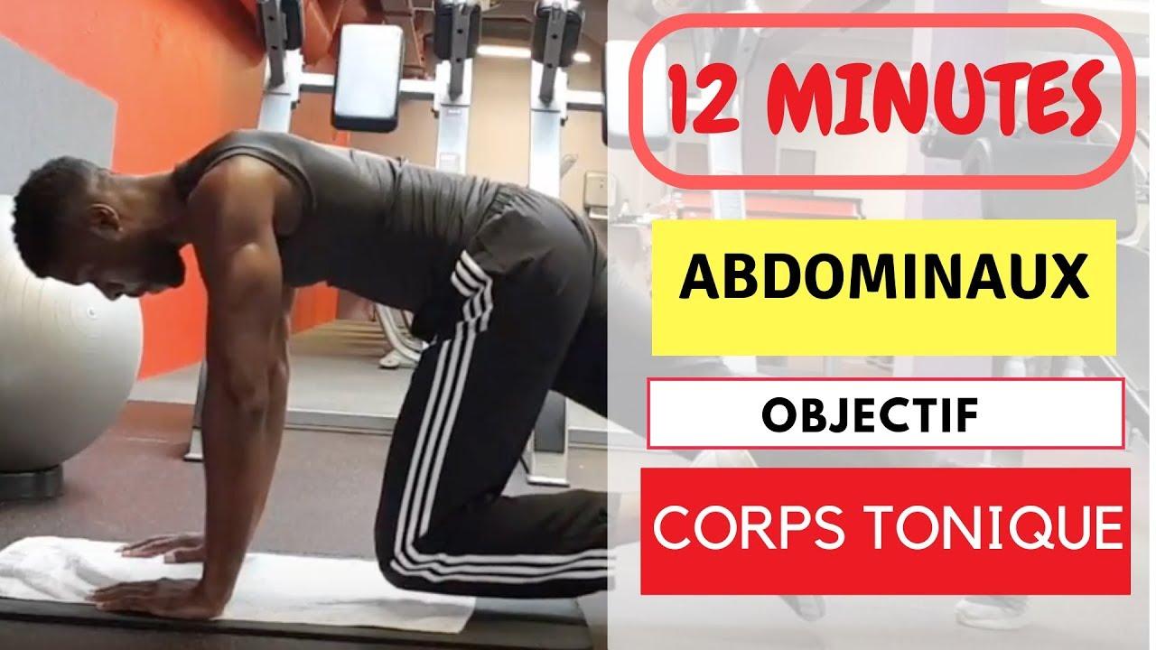 (Séance) Des exercices Abdos Efficaces et rapide - YouTube