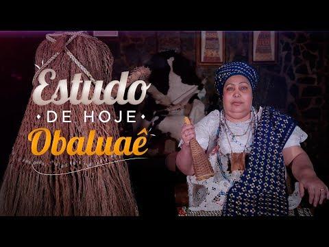 Mãe Regina de Oxóssi - Falando sobre Obaluaê