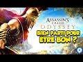 BIEN PARTI POUR ÊTRE BON? (Assassin's Creed : Odyssey) #GamesCom 4