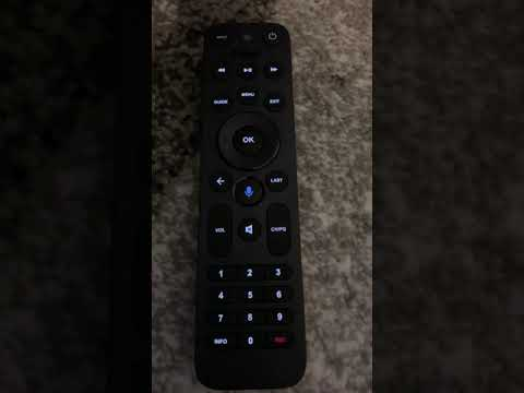 Verizon Fios  Tv One Remote