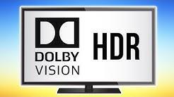 HDR Standards Explained - HDR10, Dolby Vision, HLG