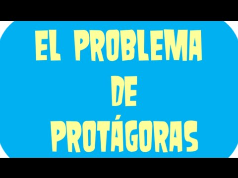 Dilema de Protagoras