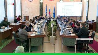 Нефтяники и газовики представили общественности Мирного свои проекты