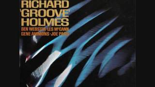 """Richard """"Groove"""" Holmes - Later"""