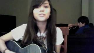 Train - Hey Soul Sister | Alyssa bernal | Cover | Acoustic | Guitar Remix | hchsknights08