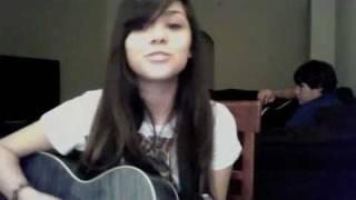 Train - Hey Soul Sister | Alyssa bernal | Cover | Acoustic | Guitar Remix | hchsknights08