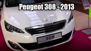 [Тест-драйв] Что-то не получилось - Peugeot 308 2013 года - Часть 1
