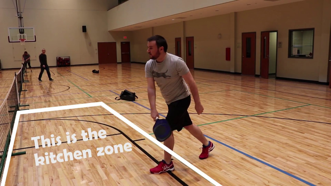 What Is The Pickleball Kitchen Rule And How To Stop Breaking