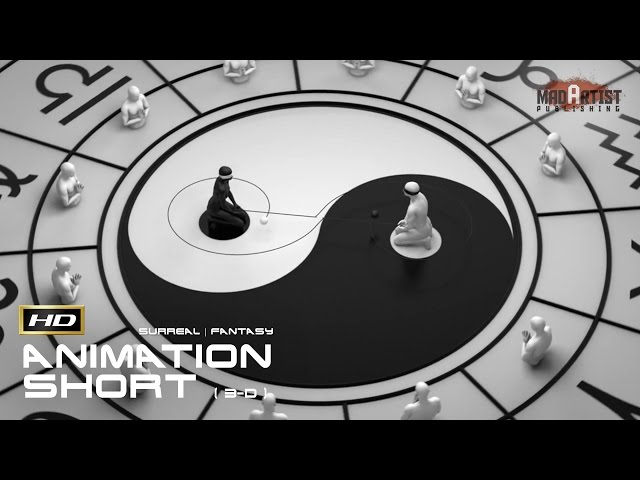 Zodiac Evolution |  Animated Surreal Short Film by Murat Sayginer