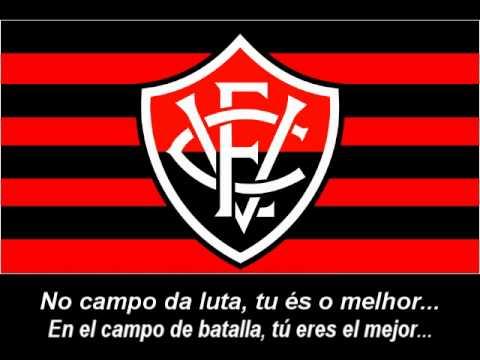 Hino do Vitória - Himno del Esporte Clube Vitória - YouTube e9b261b71572f