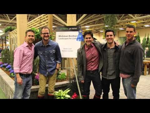 2015 Minneapolis Home and Garden Show featuring Mickman Brothers